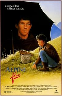 Fogo Alpino - Poster / Capa / Cartaz - Oficial 2