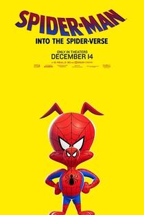Homem-Aranha no Aranhaverso - Poster / Capa / Cartaz - Oficial 9