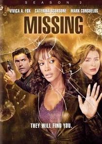 Missing: Desaparecidos (2ª Temporada) - Poster / Capa / Cartaz - Oficial 1
