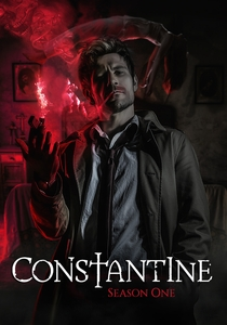 Constantine (1ª Temporada) - Poster / Capa / Cartaz - Oficial 3