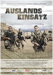 Auslandseinsatz - Poster / Capa / Cartaz - Oficial 1