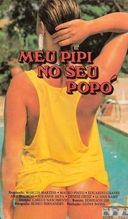 Meu Pipi no seu Popó - Poster / Capa / Cartaz - Oficial 1