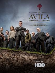 Sr. Ávila (1ª Temporada) - Poster / Capa / Cartaz - Oficial 1