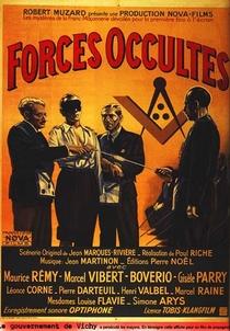 Forças Ocultas - Poster / Capa / Cartaz - Oficial 1