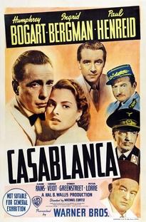 Casablanca - Poster / Capa / Cartaz - Oficial 7