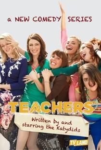 Teachers - Poster / Capa / Cartaz - Oficial 1