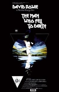 O Homem Que Caiu Na Terra - Poster / Capa / Cartaz - Oficial 1
