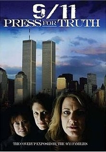 9/11: Press for Truth - Poster / Capa / Cartaz - Oficial 1