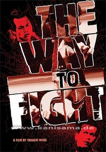 The Way to Fight - Poster / Capa / Cartaz - Oficial 2