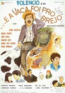 ...E a Vaca Foi Para o Brejo - Poster / Capa / Cartaz - Oficial 1