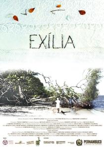 Exília - Poster / Capa / Cartaz - Oficial 1