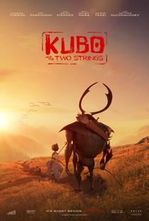 Kubo e as Cordas Mágicas - Poster / Capa / Cartaz - Oficial 6
