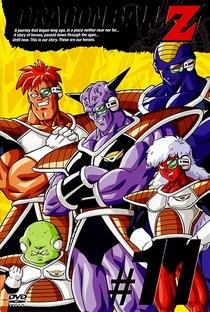Dragon Ball Z (3ª Temporada) - Poster / Capa / Cartaz - Oficial 15