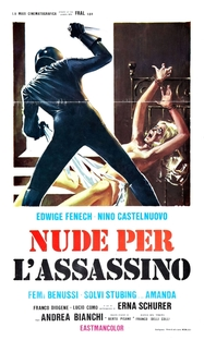 Nua Para o Assassino - Poster / Capa / Cartaz - Oficial 2