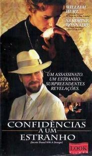 Confidências a um Estranho - Poster / Capa / Cartaz - Oficial 1