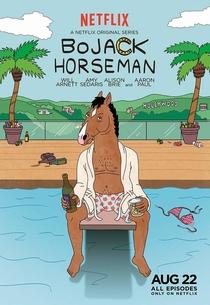 BoJack Horseman (1ª Temporada) - Poster / Capa / Cartaz - Oficial 1