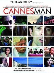 Cannes Man - Poster / Capa / Cartaz - Oficial 2