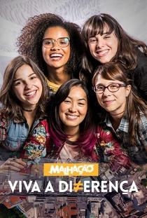 Malhação: Viva a Diferença - Poster / Capa / Cartaz - Oficial 2