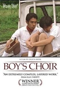 Boy's Choir - Poster / Capa / Cartaz - Oficial 1