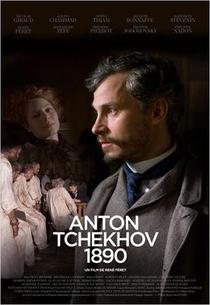 Anton Tchékhov 1890 - Poster / Capa / Cartaz - Oficial 1