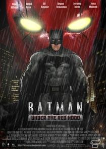 Batman Contra o Capuz Vermelho - Poster / Capa / Cartaz - Oficial 3