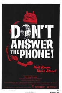 Não Atenda o Telefone - Poster / Capa / Cartaz - Oficial 1