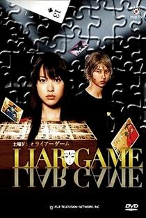 Liar Game (1ª Temporada) - Poster / Capa / Cartaz - Oficial 4