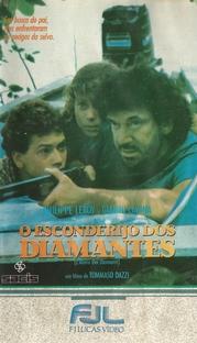 O Esconderijo dos Diamantes - Poster / Capa / Cartaz - Oficial 1