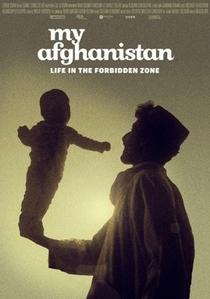 Meu Afeganistão - A Vida na Zona Probida - Poster / Capa / Cartaz - Oficial 1