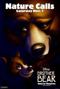 Irmão Urso - Poster / Capa / Cartaz - Oficial 4