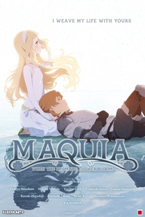 Maquia: When the Promised Flower Blooms - Poster / Capa / Cartaz - Oficial 3