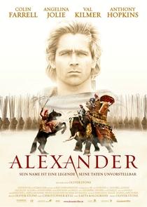 Alexandre - Poster / Capa / Cartaz - Oficial 10
