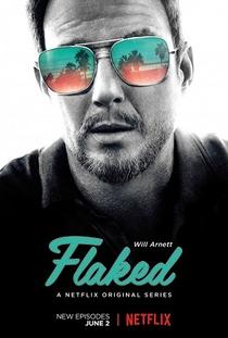 Flaked (2ª Temporada) - Poster / Capa / Cartaz - Oficial 1