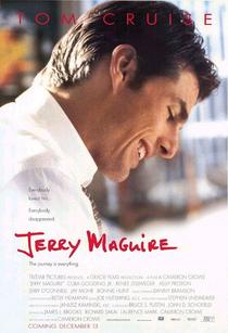 Jerry Maguire - A Grande Virada - Poster / Capa / Cartaz - Oficial 1