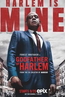 Godfather of Harlem (1ª Temporada) - Poster / Capa / Cartaz - Oficial 1