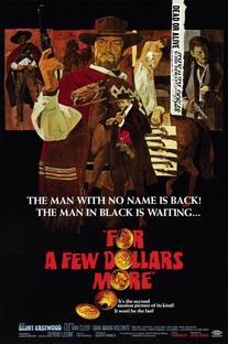 Por uns Dólares a Mais - Poster / Capa / Cartaz - Oficial 6