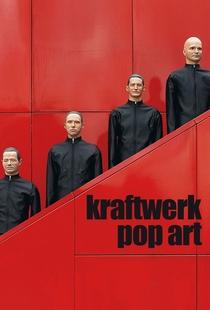 Kraftwerk - Pop Art  - Poster / Capa / Cartaz - Oficial 1