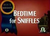 Bedtime for Sniffles - Poster / Capa / Cartaz - Oficial 1