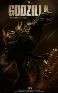 Godzilla - Poster / Capa / Cartaz - Oficial 14