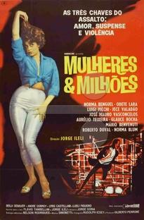 Mulheres e milhões - Poster / Capa / Cartaz - Oficial 1