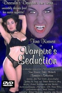 The Vampire's Seduction - Poster / Capa / Cartaz - Oficial 1