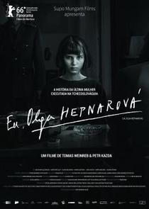 Eu, Olga Hepnarová - Poster / Capa / Cartaz - Oficial 3