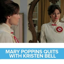 Mary Poppins Quits - Poster / Capa / Cartaz - Oficial 3