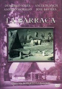 La barraca - Poster / Capa / Cartaz - Oficial 1