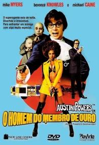 Austin Powers em O Homem do Membro de Ouro - Poster / Capa / Cartaz - Oficial 2