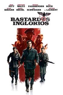 Bastardos Inglórios - Poster / Capa / Cartaz - Oficial 32