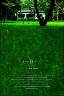 A casa de Sandro - Poster / Capa / Cartaz - Oficial 1