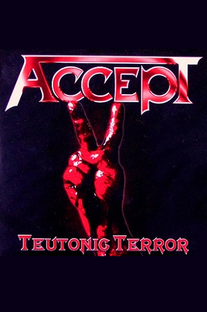 Accept: Teutonic Terror - Poster / Capa / Cartaz - Oficial 1