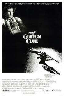 Cotton Club - Poster / Capa / Cartaz - Oficial 3