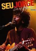 Seu Jorge - Live at Montreux - Poster / Capa / Cartaz - Oficial 1